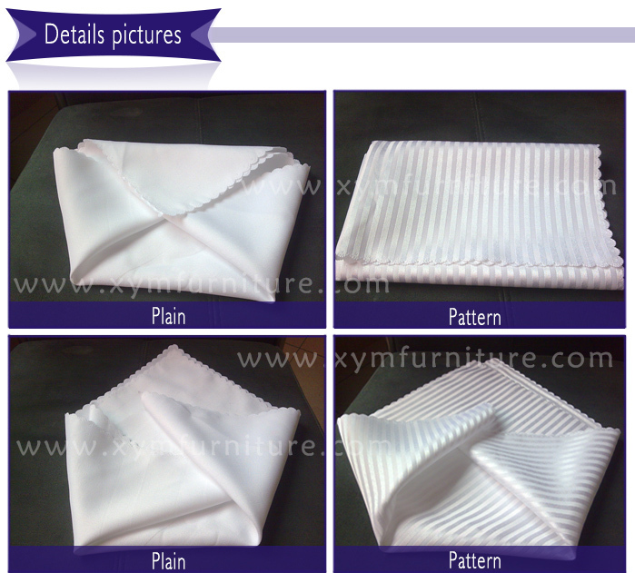 2016 Wholesales Cheap Polyester Cloth Napkin for wedding