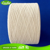 Fast delivery top level 3 ply blended rug yarn