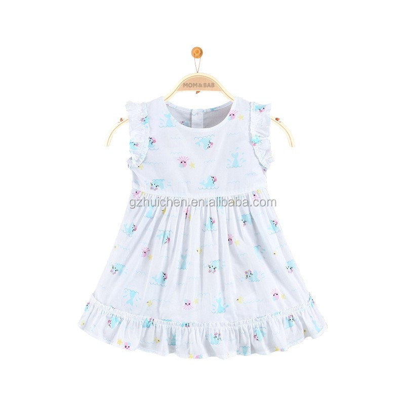 Fashion Children's Clothing 2016 Children's Dress Girls Party Dresses for 0-6years