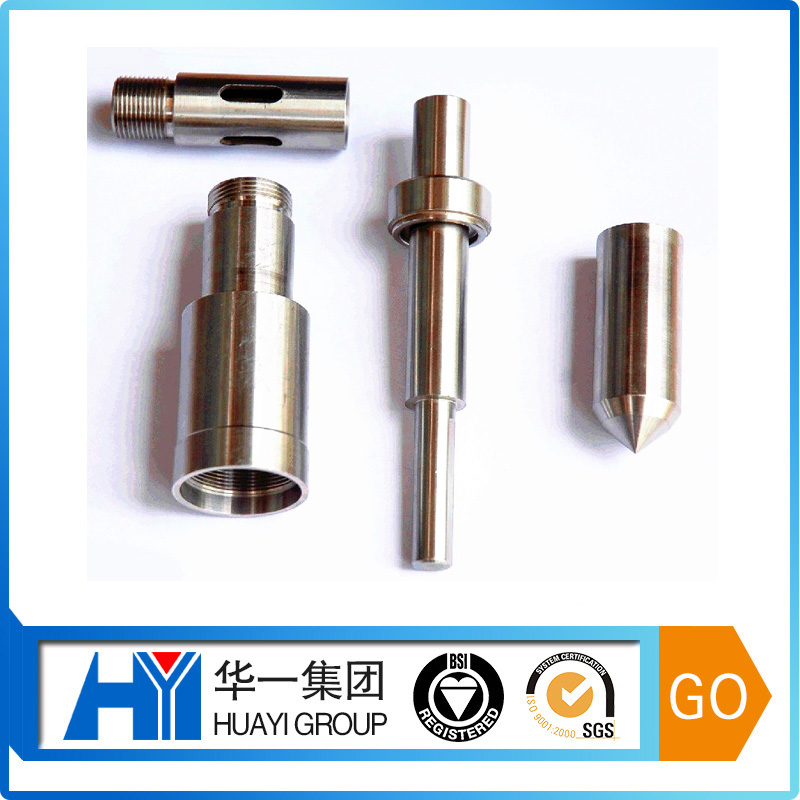 Factory Supply CNC broaching CNC drilling parts CNC turning metal part