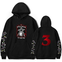 Hot game Stranger <span class=keywords><strong>dingen</strong></span> 3 hoodies ademend custom logo hip hop hoodies