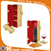 Packaging Box For Wine, leather wine box