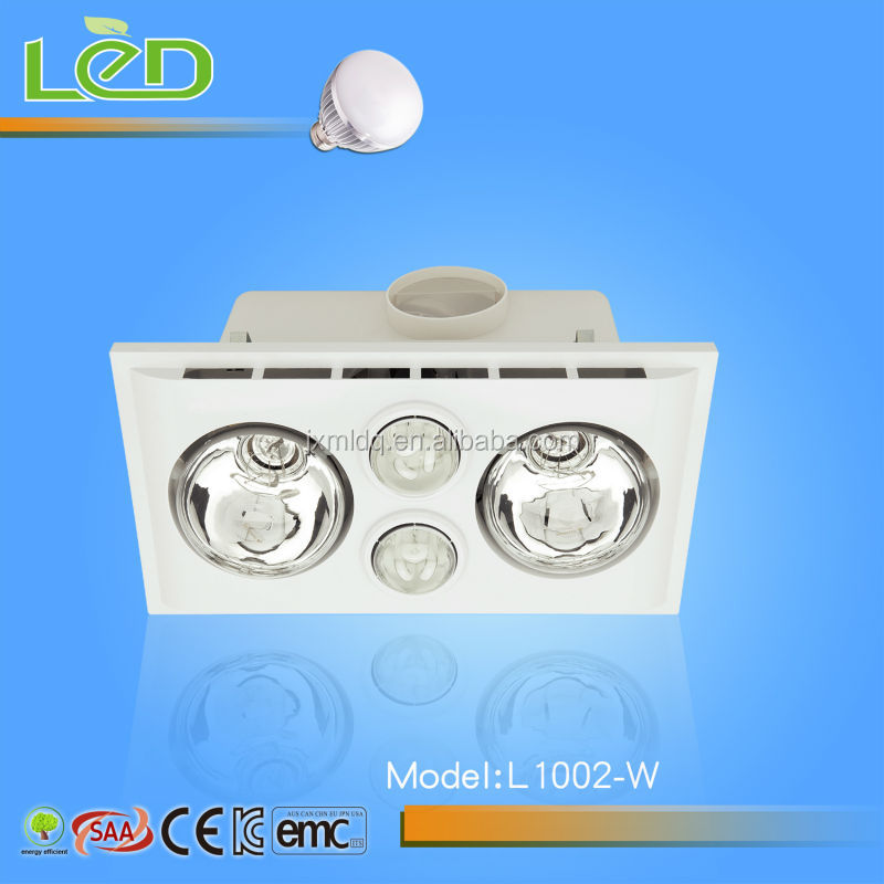 LED controller infrared bathroom ceiling heater