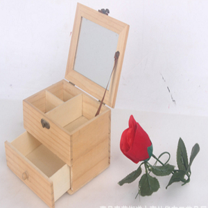 Wooden Magic Box Secret Wood Magic Drawer Wooden Puzzle Brain Box