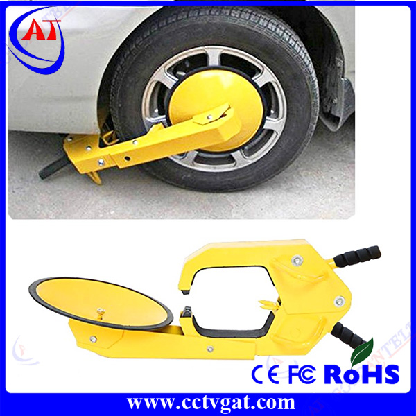 Anti Theft Tyre wheel lock,Car Wheel Tyre Clamp Lock Security Parking GAT-L3
