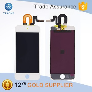 Competitive Price Lcd Screen Assembly for iPod Touch 6th Generation Lcd with Digitizer Touch Screen