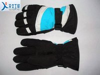 Manufactory custom thinsulate insulation winter outdoor sport glove for skingi&snowboarding Men xxl