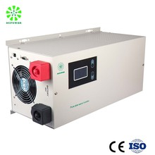 DC 12V Solar 3000w luminous Pure Sine Wave power Inverter For lithium battery