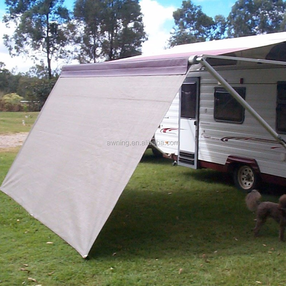photo screens vista posts canopy complete awning extension extender shade awnings for top kit electric notch rv screen