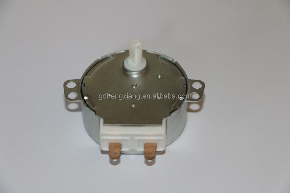 Permanent Magnet Synchronous Motor For Microwave Oven