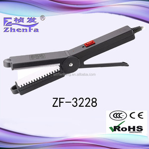 Custom hair straightener with certification ZF-3228