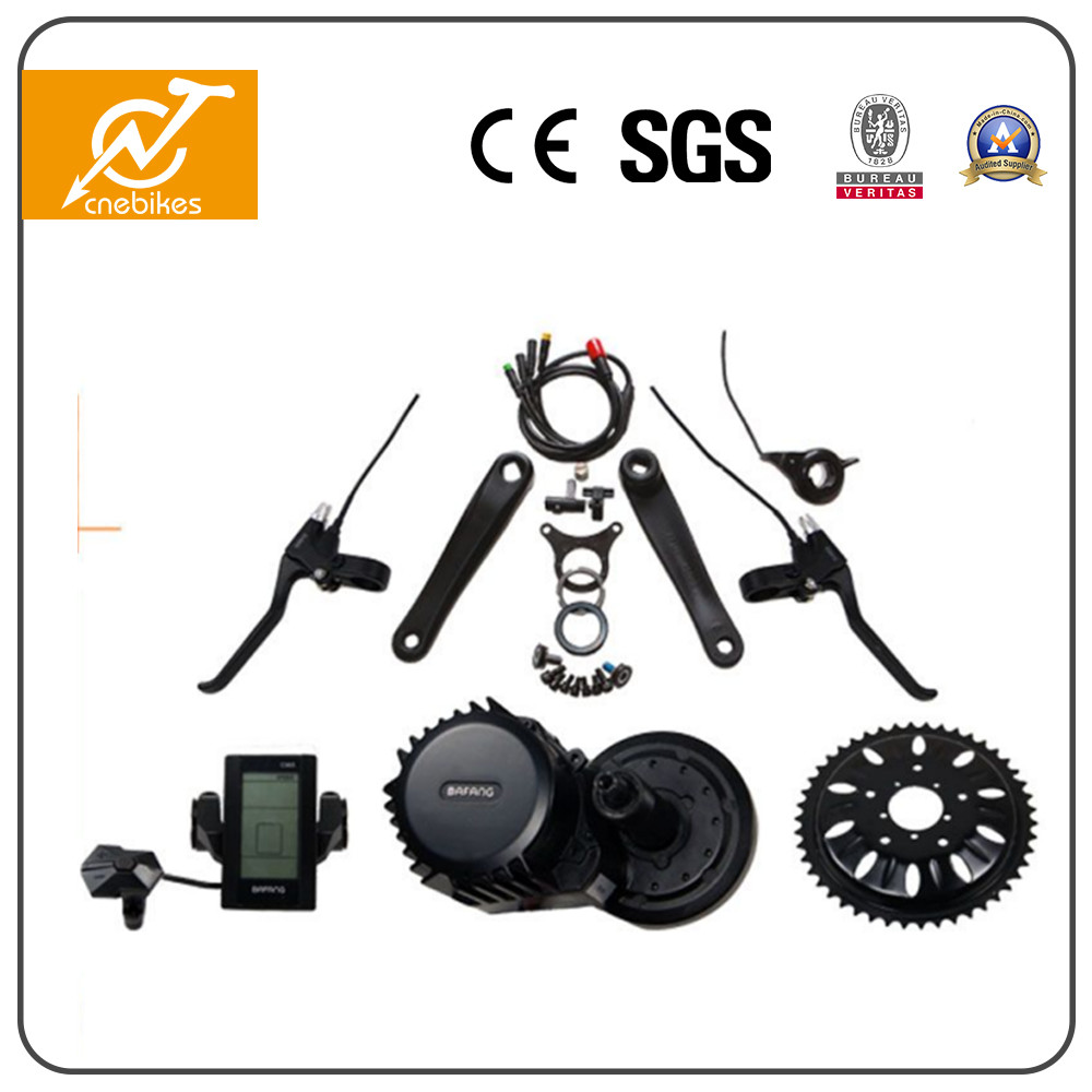 Chain wheel 46T BBSHD bafang 1000w mid motor kit for snow ebike