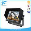 High tech portable display full hd helps parking car battery display mpnitor
