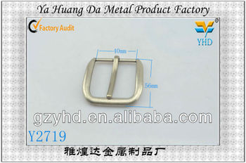fashion metal buckle for fastener dog collar