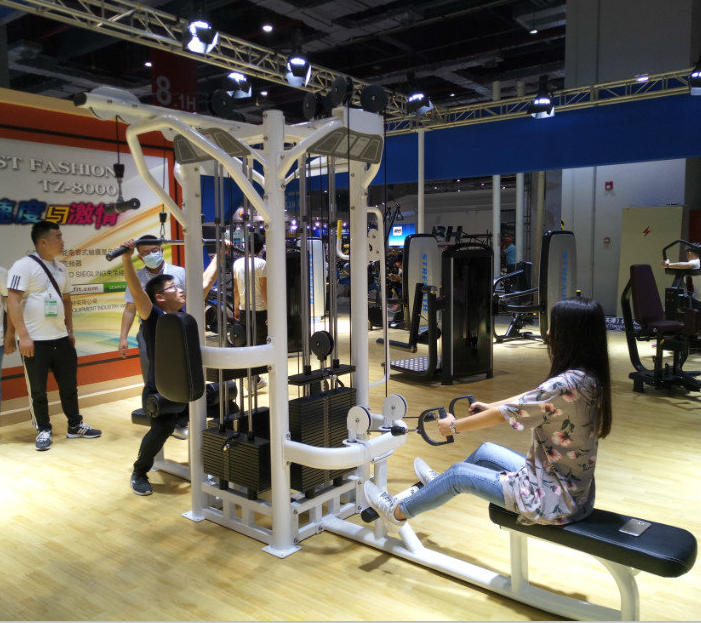 best selling china wholesale strength <strong>fitness</strong> TZ-4019 4 multi-station machines and equipments