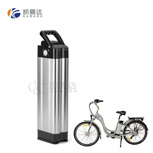 Silver Fish 37v 10ah e-bike lithium battery xh370-10j with charger