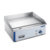 Commercial Counter Top Electric Griddle Equipment for Fast Food Restaurant /Snack Kiosk 735mm Wide