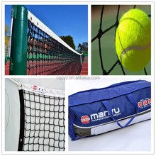 Hot sale & high quality portable tennis nets and posts manufacturer