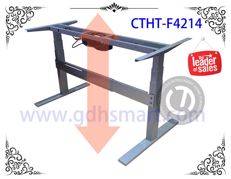 foshan furniture metal desk table frame adjustable furniture feet top manufacturers in china