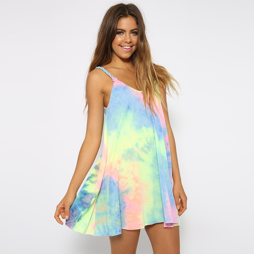 Tie dye clothes for women