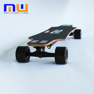 China best maple sport offroad oem longboard electric skateboard with handle