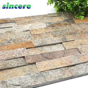 outdoor decorative natural slate culture stone for walls