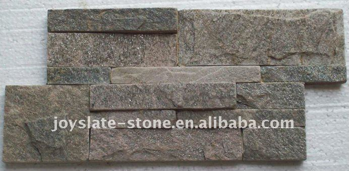Amethyst Quartz External Cultured Stone Slabs - Z Shape