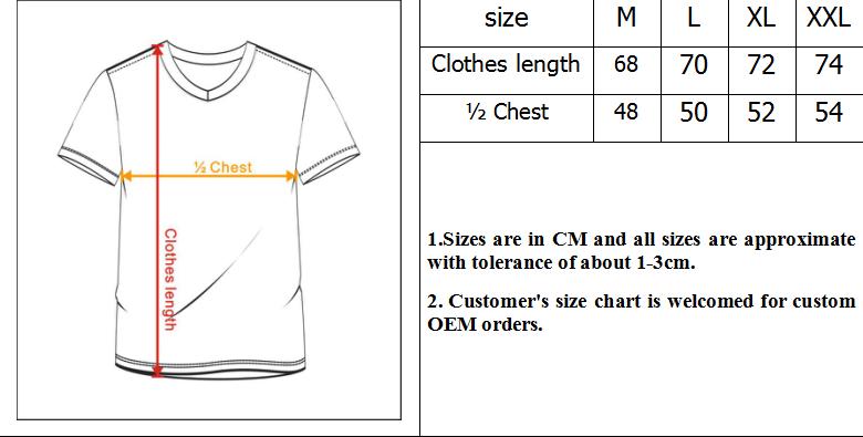 American Arel T Shirt Man Tshirt Blank Whole Organic Clothing