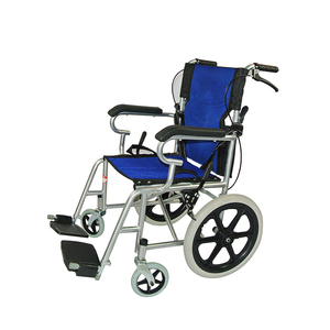 Medical Care less weight manual tilt wheelchair with wheels