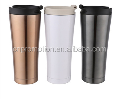 500ML Starbucks stainless steel screw lid thermal coffee mug cup tumbler car travel mug with lid