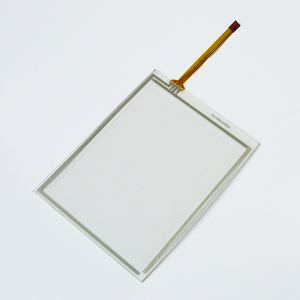 New Products 4 Wire 7 Inch Small Resistive Glass+Film Thin Usb Lcd Touch Screen
