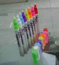 Highlighter Fluorescent Liquid Chalk Marker Pen for LED Writing fluorescent Board 3mm 8pcs