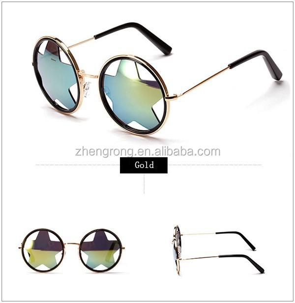8012b001797e76 het hete verkopen fashion nieuwe stijl goedkope john lennon zonnebrillen  voor vrouwen
