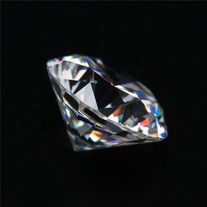 Top quality 모이 사 나이트 diamond D color VVS1 GRA 컷 loose moissanites 1 carat 흰 모이 사 나이트 diamond price