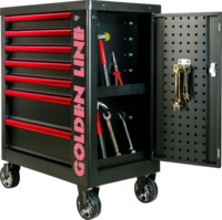 Promotional metal boxstorage box with wheels tool box sets