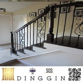 Decorative Wrought Iron Baluster For Staircase