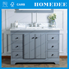 Hangzhou HOMEDEE kitchen cabinets design modern wood bathroom kitchen cabinets