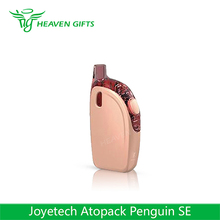 First Revolutionary 2ml/ 8.8ml 2000mAh Joytech Atopack Penguin SE Kit vapor e hookahs Refillable cartridge