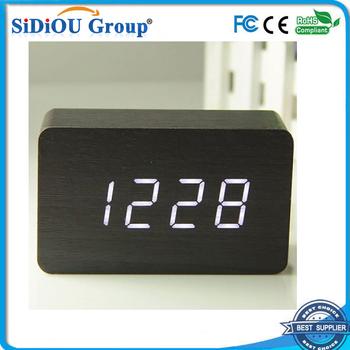 Small Led Digital Clock Usb Led Desktop Clock - Buy Small Led Digital  Clock,Clock Led Usb,Led Desktop Clock Product on Alibaba com