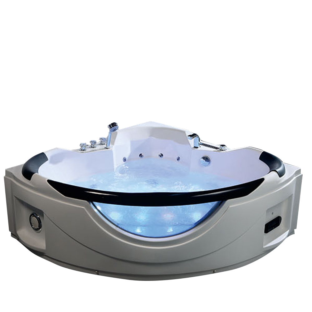 Hs-b301 Custom Fiberglass Tub/ D Shape Bath/ Camping Baths - Buy ...