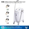 Long lasting results FDA CE approved face lift / skin tightening erbium glass 1550 nm pixel fiber laser machine