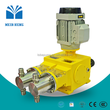 2J-X vertical plunger pump chemical industry dosing pump ceramic piston pump