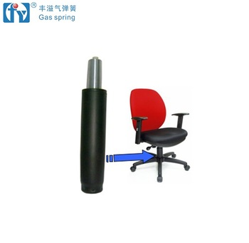 Stainless Steel Office Chair Hardware High Quality Gas Spring Parts