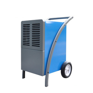60 Liter Per Day Industrial Dehumidifier Used For Basement And Warehouse