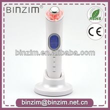 Customized newest female most like face vibrating beauty device
