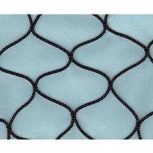 1inch green Knotless nylon netting