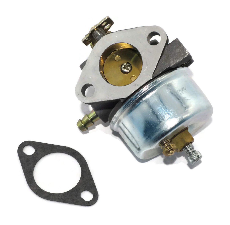 HIFROM(TM) Replace New Carburetor for Tecumseh 632370A 632370 632110 fits HM100 HMSK100 HMSK90 Carb