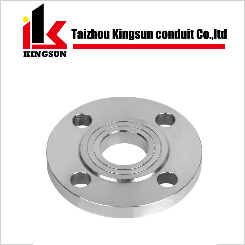 Light Weight Carbon Steel Pipe Fitting Flanges