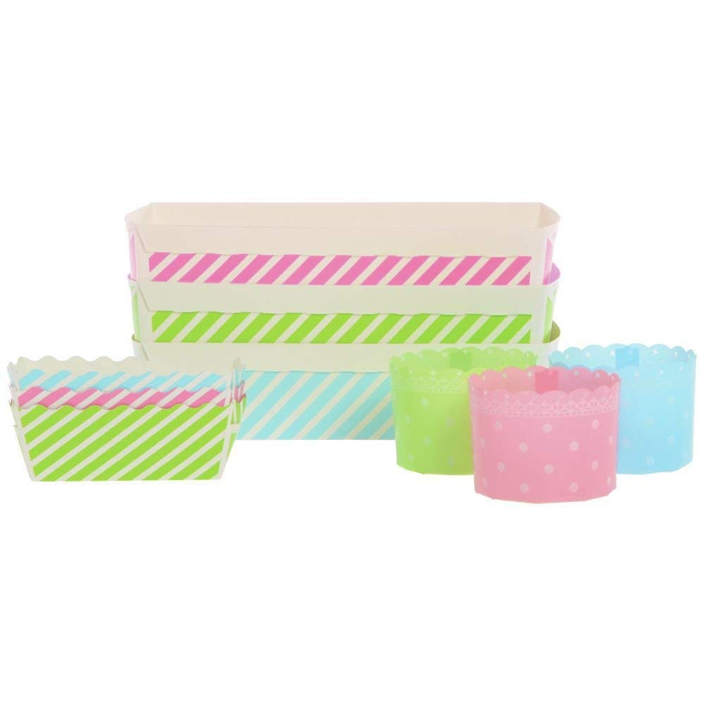 """Plastic Bag For Cookies Candy With Side Gusset Clear 1.2 mil BOPP Film- 6"""" L x 3 1/4 D x 13 1/2 H 100 Per Case"""