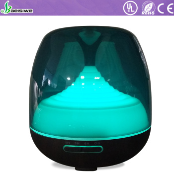 Upgraded nebulizer air led tube light essential oil aroma diffuser bottle